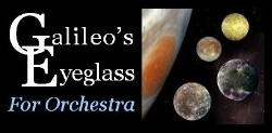 Galileo's Eyeglass for Orchestra