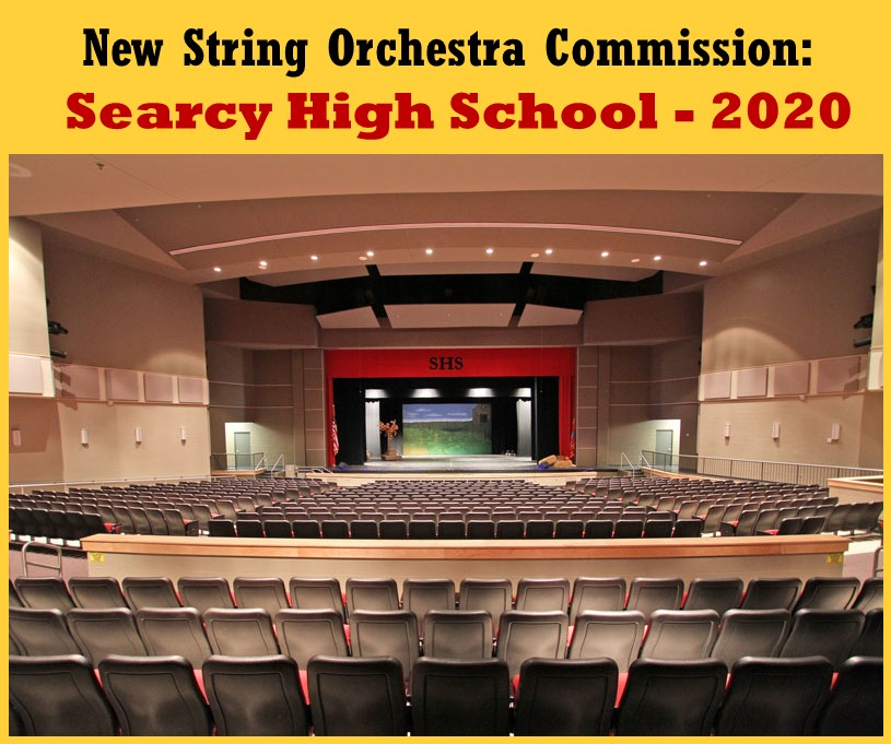 New String Orchestra Composition Searcy High School 2020